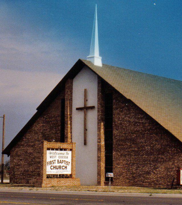 West Odessa First Baptist Church