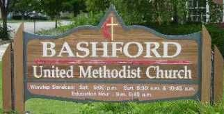 Bashford United Methodist Church