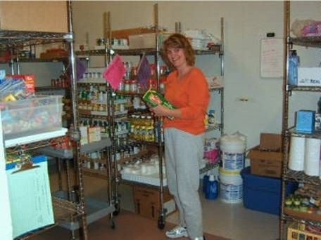 Lakeview Food Pantry