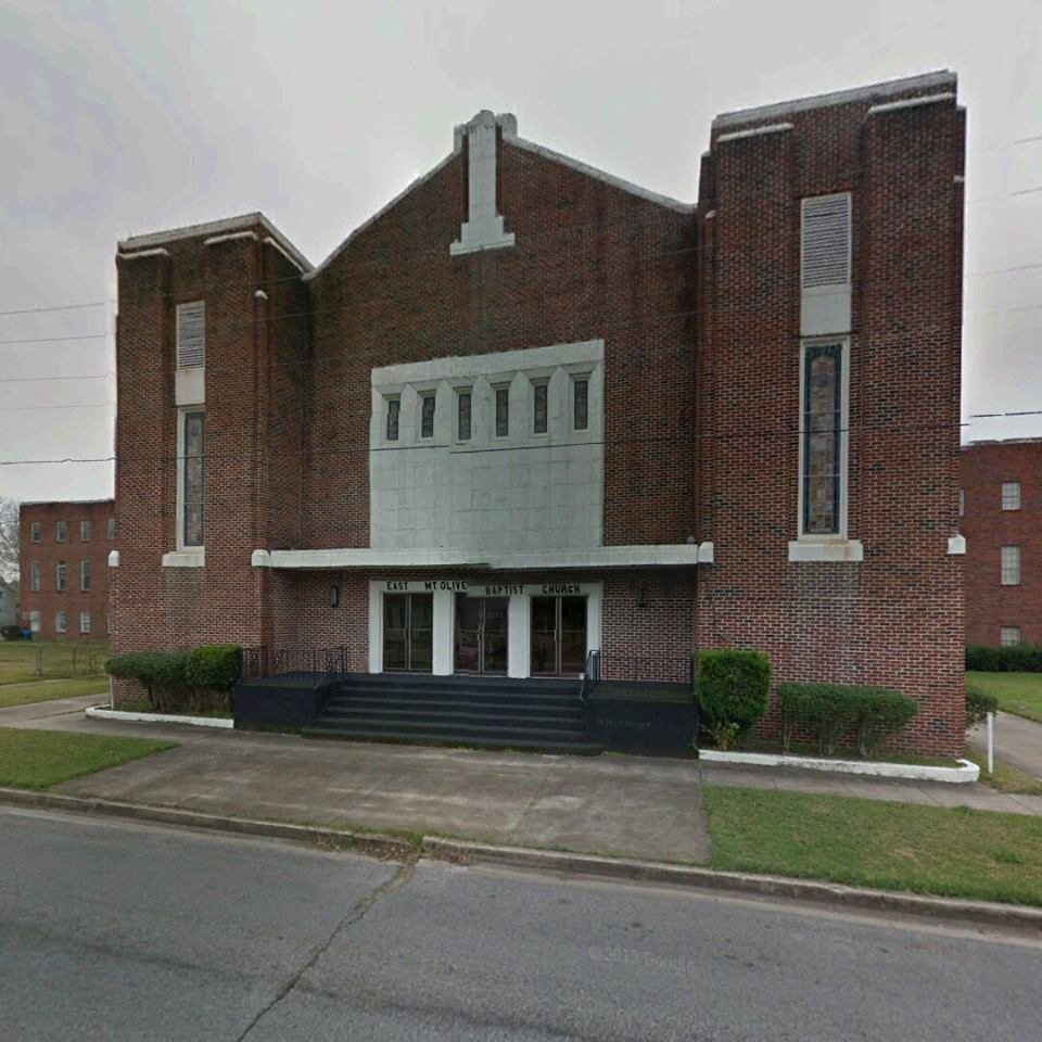 East Mt. Olive Baptist Church