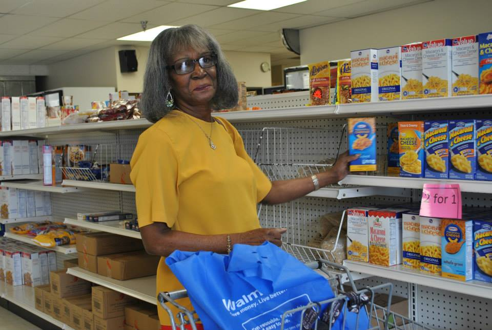 Northwest Assistance Ministries Food Pantry