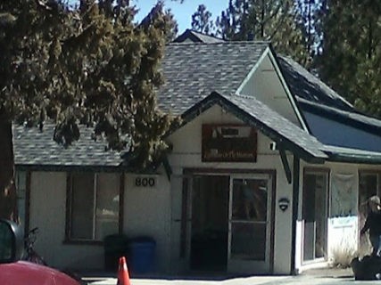 Big Bear Foursquare Church Food Pantry at the Journey Church