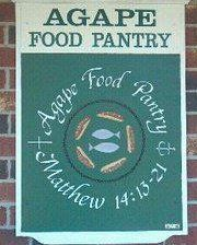 Agape Food Pantry Wytheville