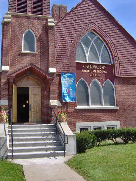 Oakwood United Methodist Church Food Pantry