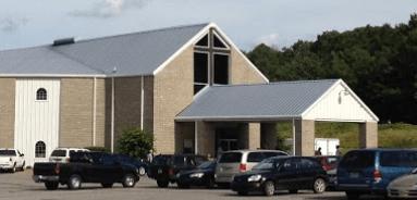Ozark Freewill Baptist Food Pantry