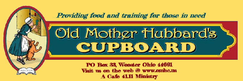 Old Mother Hubbard's Cupboard