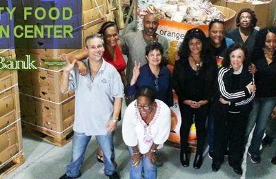 Community Food Distribution Center Food Bank