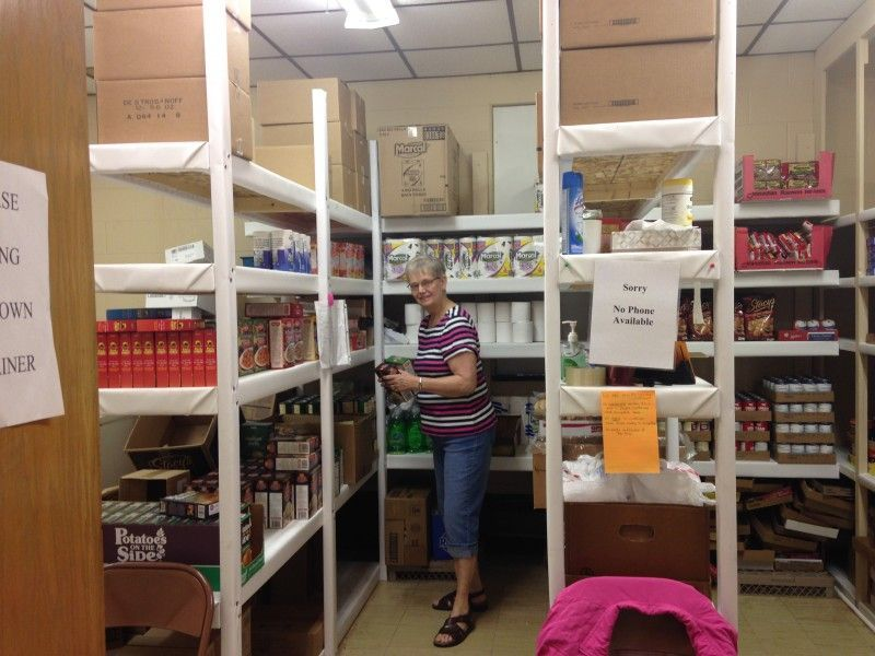 King's Storehouse Food Pantry