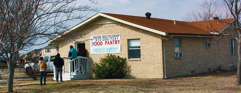 Amazing Grace Food Pantry FoodPantriesorg
