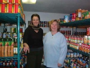 Margaret's Pantry and Kate's Kitchen at Providence Ministries