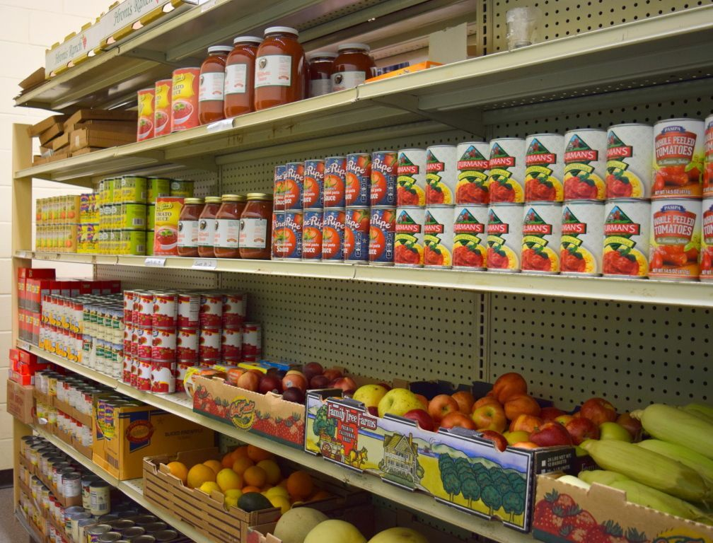 St. Mary's Food Pantry Oneonta