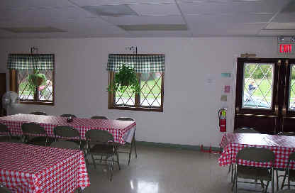 St James Food Pantry - the Lord's Table