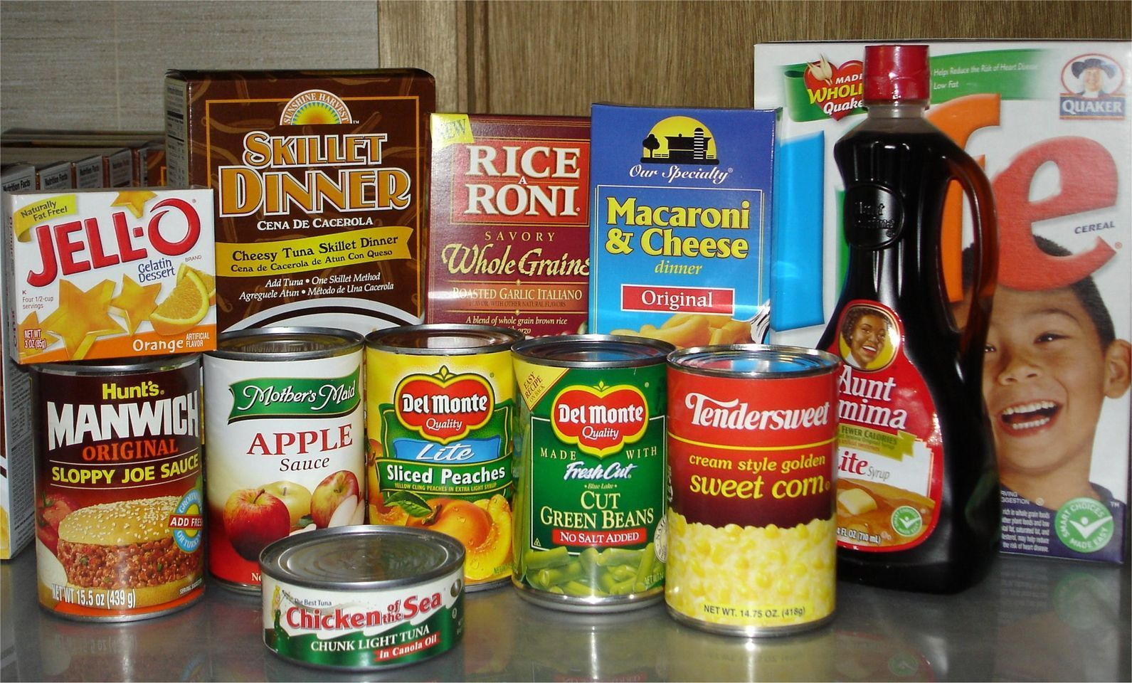 Next Chapter Food Pantry (First Christian Church)