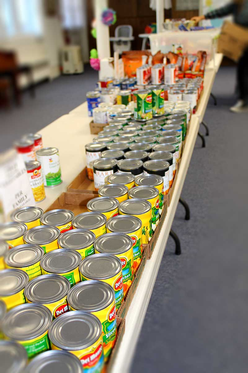 Andover Congregational Church Food Pantry