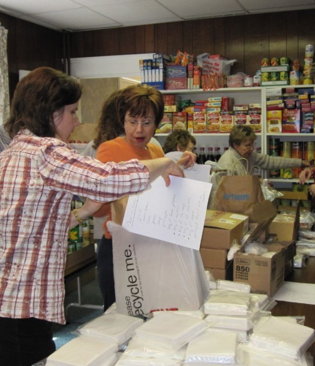 St. Isidore Church Food Pantry