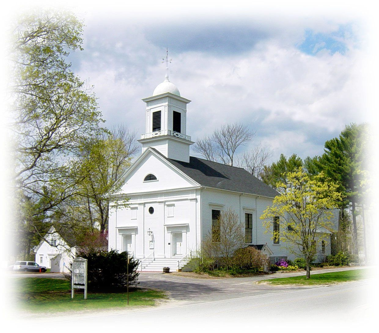 First Church Congregational of Boxford Food Pantry