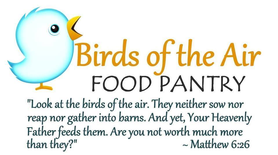 Birds of the Air Food Pantry at Epic Church
