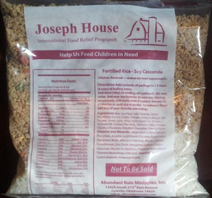 Joseph House Community Food Bank
