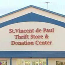 St Vincent de Paul Food Shelf Rice Lake