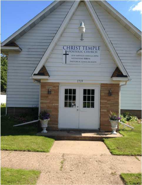 Christ Temple Church Food Pantry Eau Claire