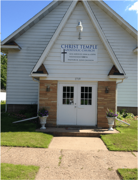 Christ Temple Church Food Pantry Eau Claire