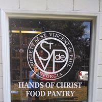 Hands of Christ Food Pantry