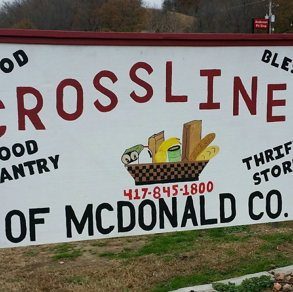 Crosslines - McDonald County - Food Pantry