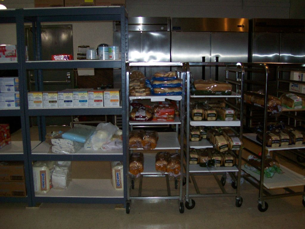 Waseca Area Neighborhood Service Center Food Shelf
