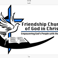 Friendship COGIC & Community Food Pantry