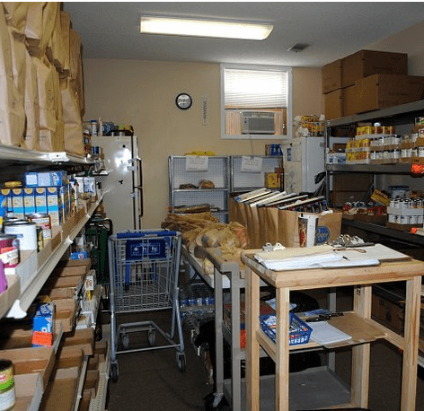 Bonaire United Methodist Food Pantry