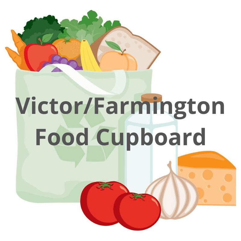 Victor Farmington Food Cupboard