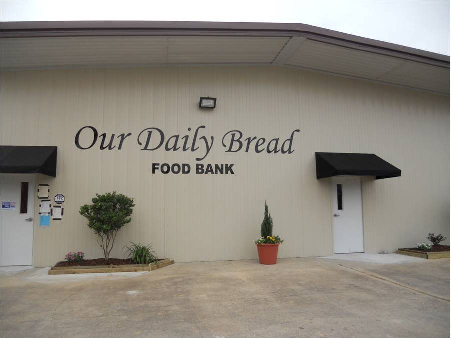 Our Daily Bread Food Bank of Tangipahoa