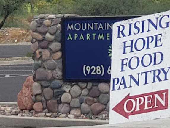 Project Rising Hope - Food Pantry