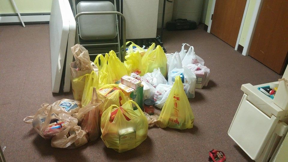 Peace of Mind Pantry - Grace Lutheran Church