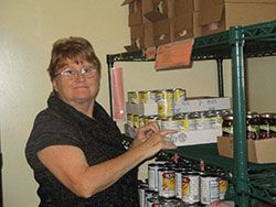 Johnson Park Center Food Pantry