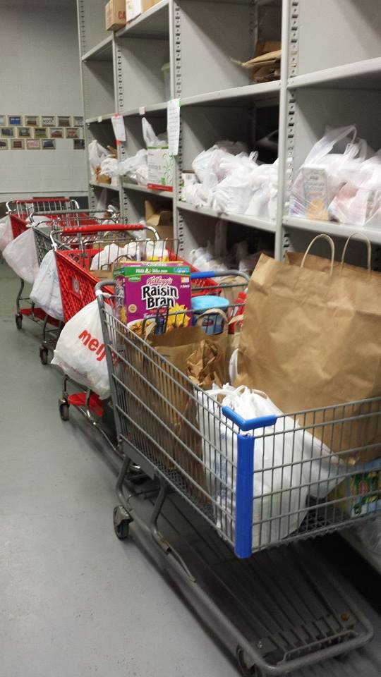 Twelve Baskets Food Pantry