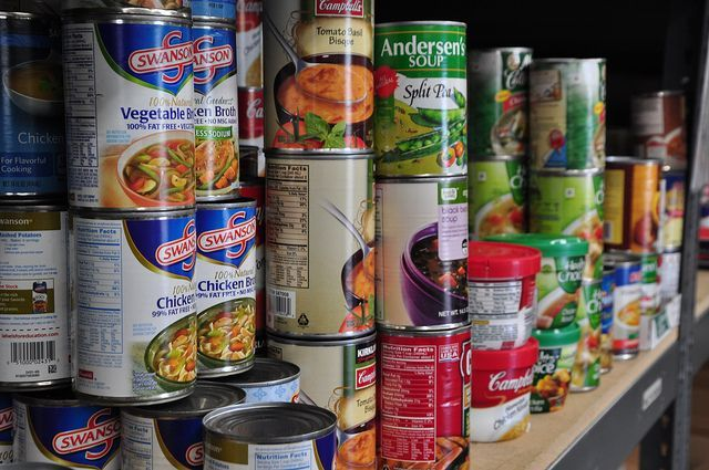 Beechfield United Methodist Church - Food Pantry