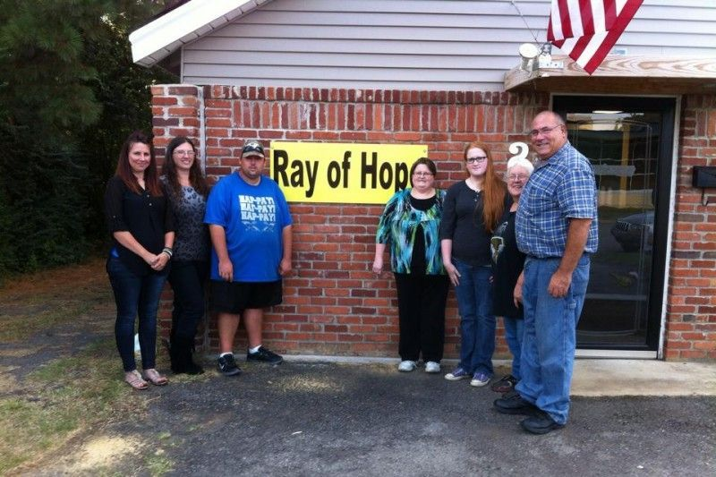 Ray of Hope Food Pantry, Inc.