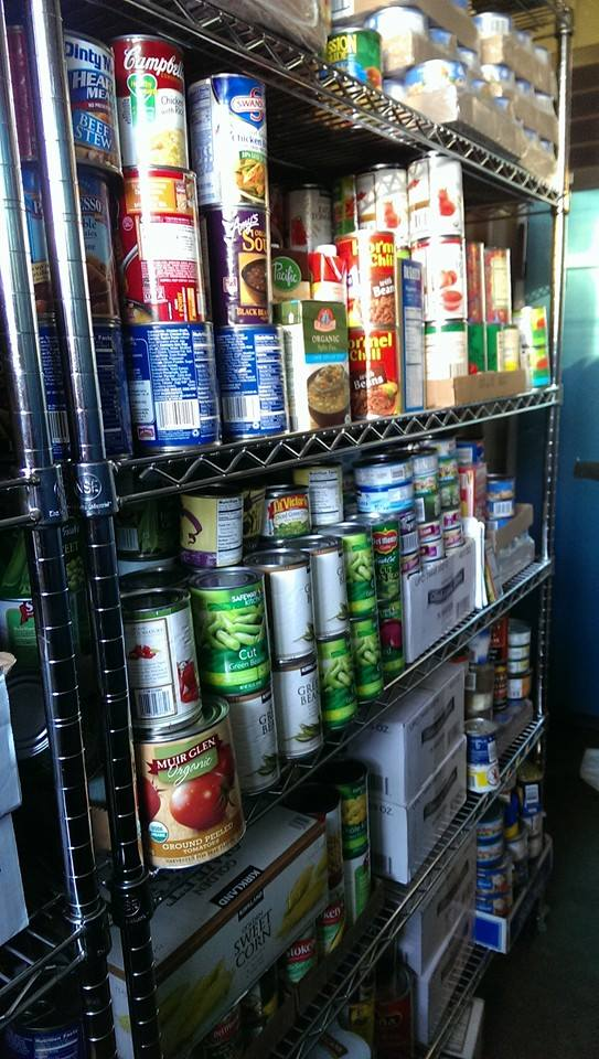 Berkeley Food Pantry