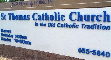 St. Thomas Catholic Church Food Pantry Las Vegas