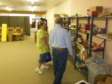 The Christian Food Pantry