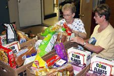 Community Lighthouse & Food Pantry