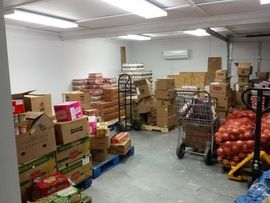 Eagle's Wings Food Pantry