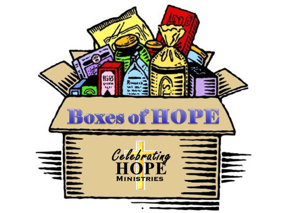 Boxes of HOPE Food Pantry