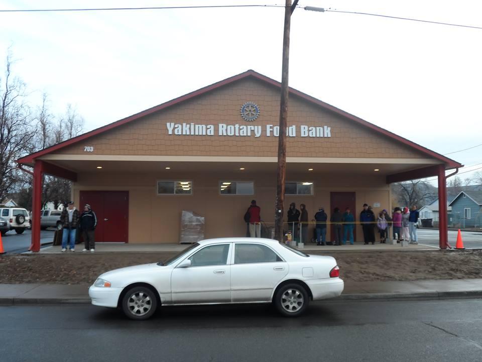 Yakima Rotary Food Bank