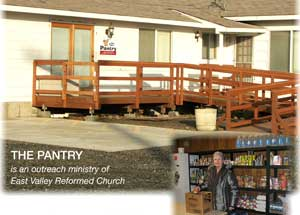 The Pantry at Moxee  - East Valley Reformed Church
