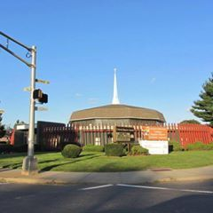 Calvery Baptist Church - soup kitchen & food pantry