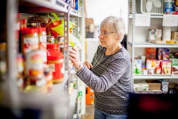 Catholic Charities Asheville NC Food Pantry