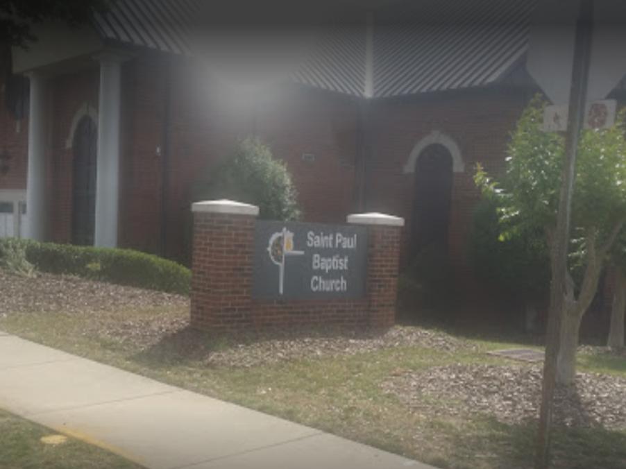 St. Paul Baptist Church Food Pantry