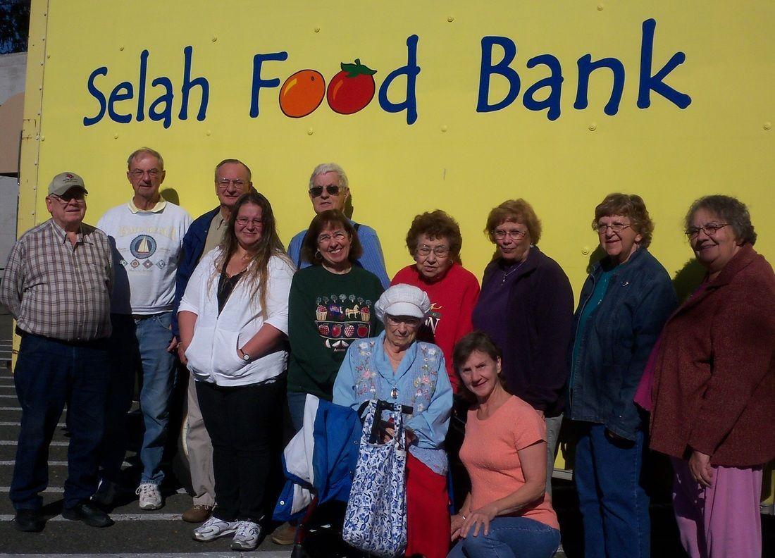 Selah Food Bank